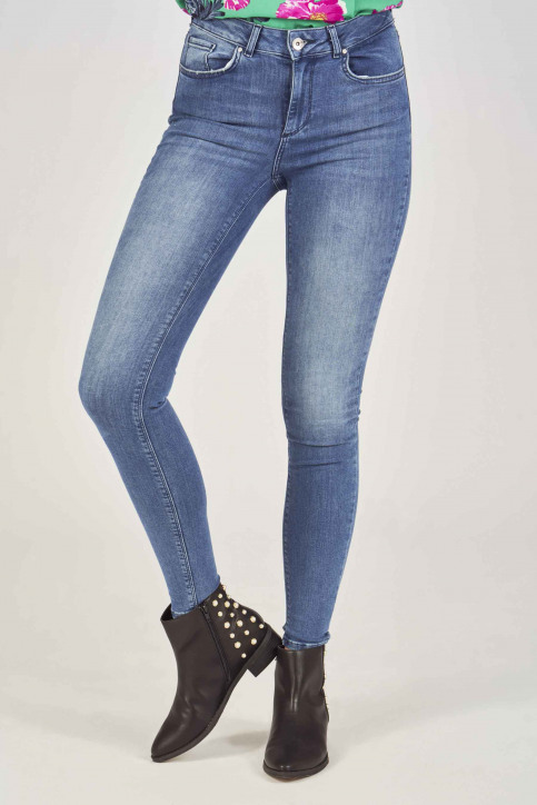 VERO MODA Jeans skinny denim 10207140_MEDIUM BLUE DEN img1