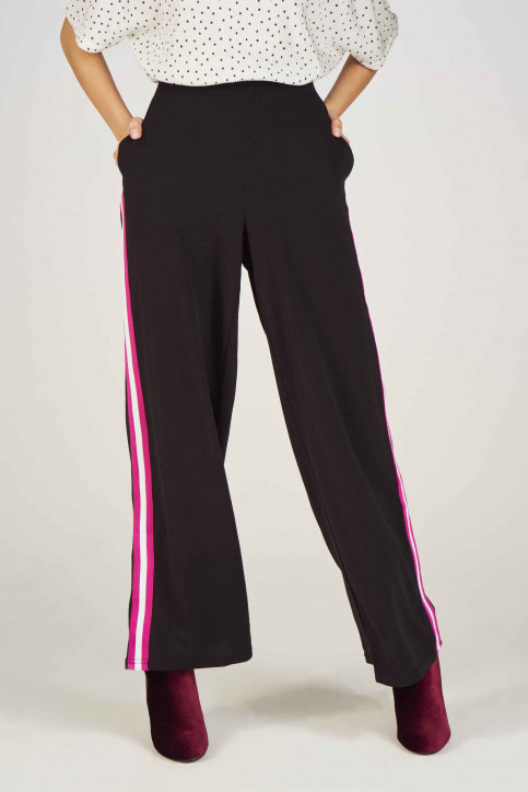VERO MODA Pantalons noir 10207688_BLACK img1