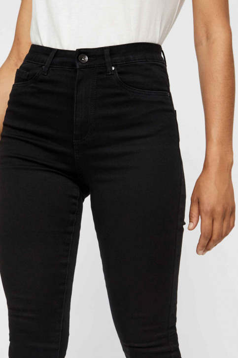 VERO MODA Jeans skinny noir 10209215_177868 Black img4