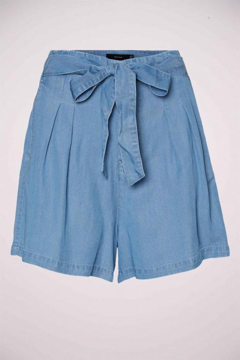 VERO MODA® Shorts denim 10209543_LIGHT BLUE DENI img5