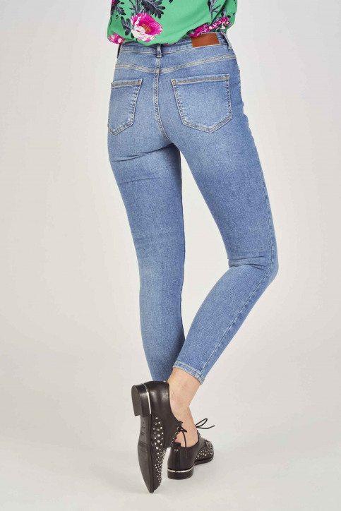VERO MODA Jeans skinny denim 10209611_LIGHT BLUE DENI img3