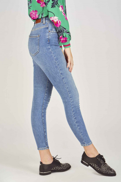 VERO MODA Jeans skinny denim 10209611_LIGHT BLUE DENI img5