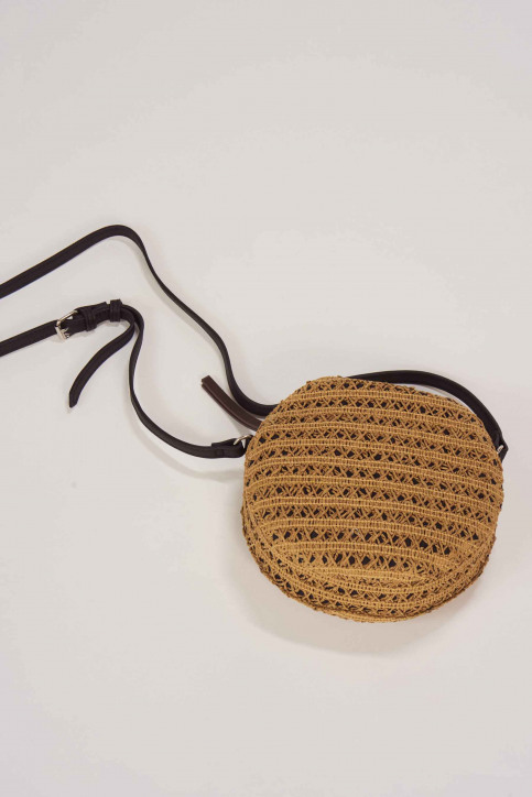 VERO MODA® Sacs en bandoulière brun 10209741_RUBBER img1