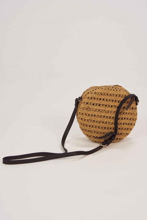 VERO MODA® Sacs en bandoulière brun 10209741_RUBBER img4