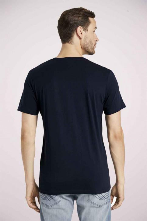 Tom Tailor T-shirts (manches courtes) bleu 1021229_10668 SKY CAPTA img2