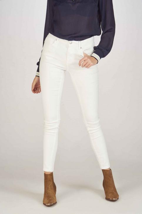 VERO MODA® Jeans skinny blanc 10216272_BRIGHT WHITE img1