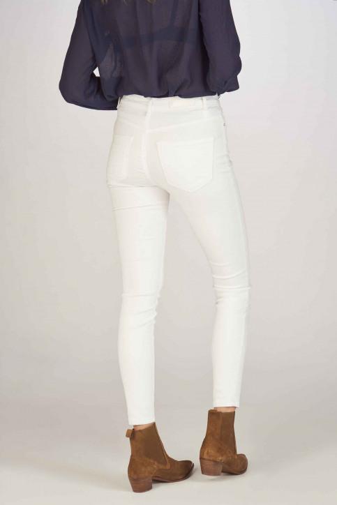 VERO MODA® Jeans skinny blanc 10216272_BRIGHT WHITE img3