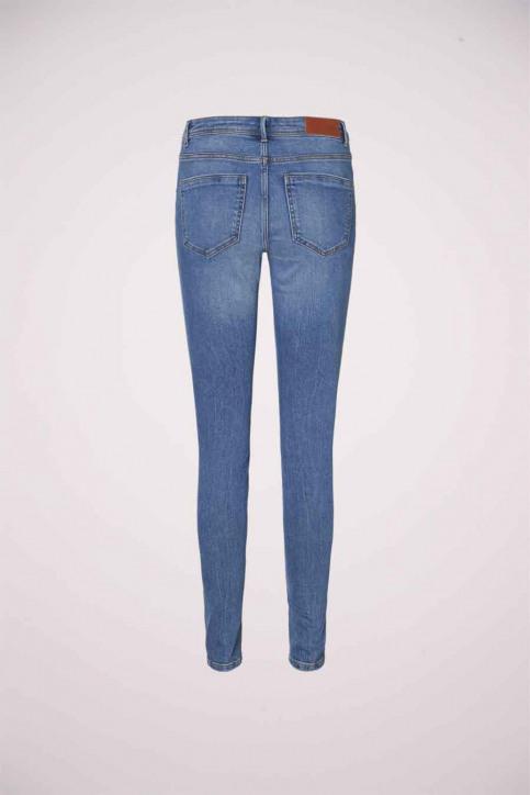 VERO MODA Jeans skinny denim 10222531_MEDIUM BLUE DEN img6