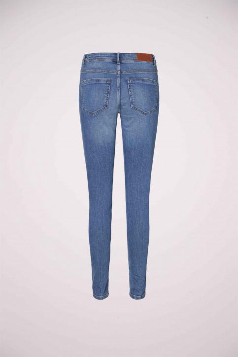 VERO MODA Jeans skinny denim 10222531_MEDIUM BLUE DEN img7