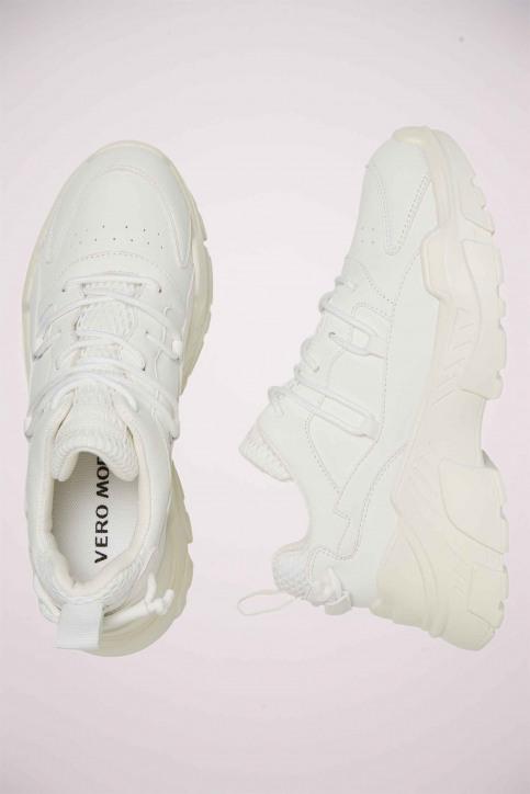 VERO MODA Sneakers wit 10228032_SNOW WHITE img1
