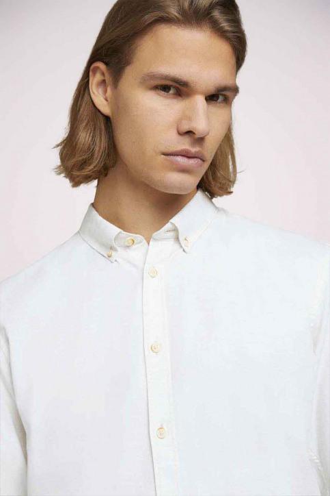 Tom Tailor Hemden (lange mouwen) wit 1023836_26144 OFF WHITE img5