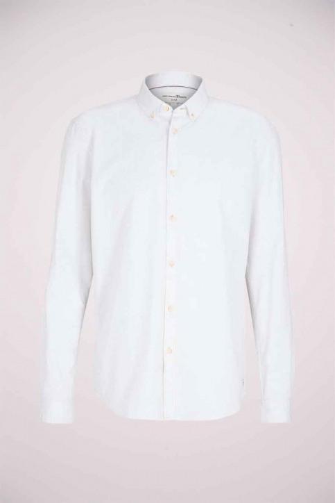 Tom Tailor Hemden (lange mouwen) wit 1023836_26144 OFF WHITE img6