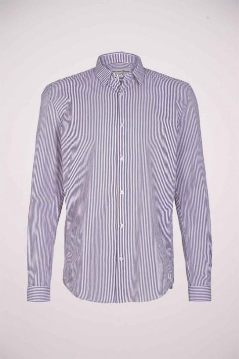 Tom Tailor Hemden (lange mouwen) rood 1023837_25844 BORDEAUX img6