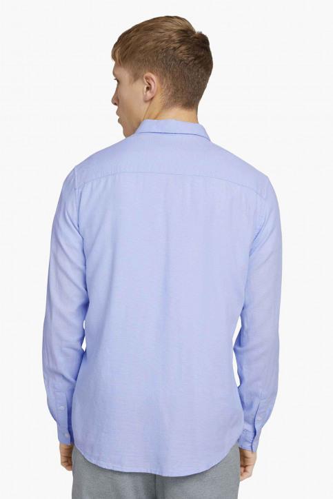 Tom Tailor Hemden (lange mouwen) blauw 1023839_25846 L BLUE DO img2