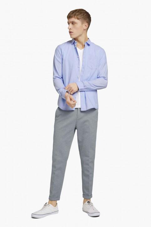 Tom Tailor Hemden (lange mouwen) blauw 1023839_25846 L BLUE DO img3