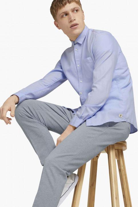Tom Tailor Hemden (lange mouwen) blauw 1023839_25846 L BLUE DO img4