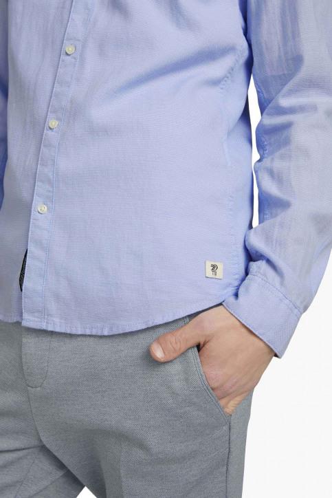 Tom Tailor Hemden (lange mouwen) blauw 1023839_25846 L BLUE DO img5