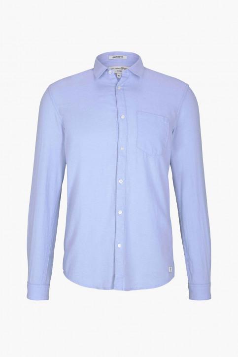 Tom Tailor Hemden (lange mouwen) blauw 1023839_25846 L BLUE DO img6