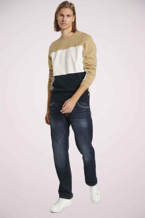 Tom Tailor Sweaters met ronde hals beige 1023842_12435 LARK BEIG img2