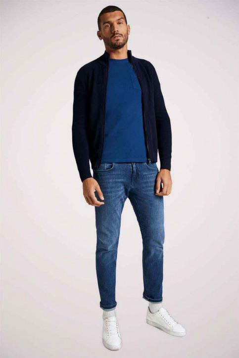 Tom Tailor T-shirts (korte mouwen) blauw 1023908_16340 AFTER DAR img1