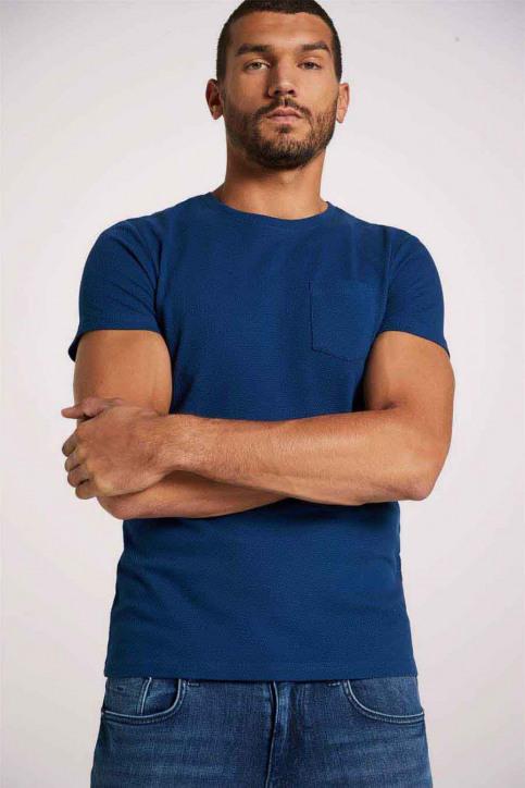 Tom Tailor T-shirts (korte mouwen) blauw 1023908_16340 AFTER DAR img2