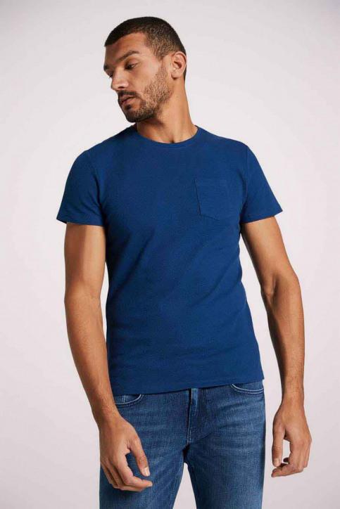 Tom Tailor T-shirts (korte mouwen) blauw 1023908_16340 AFTER DAR img4