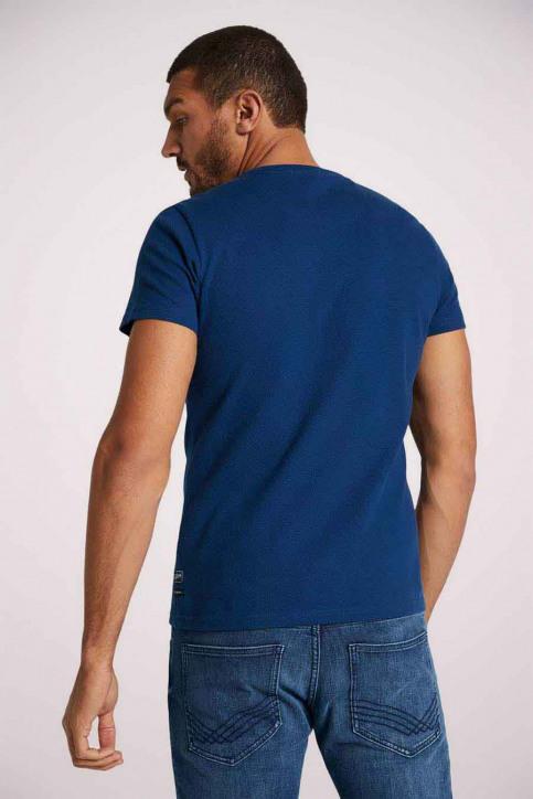 Tom Tailor T-shirts (korte mouwen) blauw 1023908_16340 AFTER DAR img5