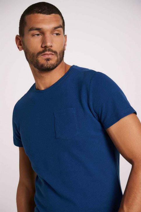 Tom Tailor T-shirts (korte mouwen) blauw 1023908_16340 AFTER DAR img6