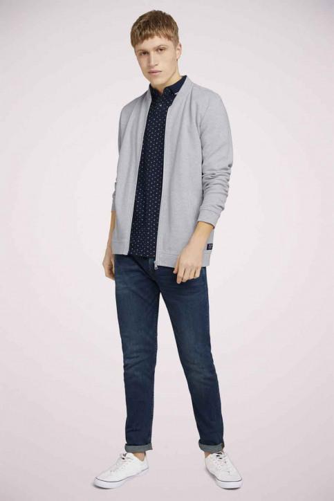 Tom Tailor Polo's blauw 1024053_26080 NAVY REGU img2
