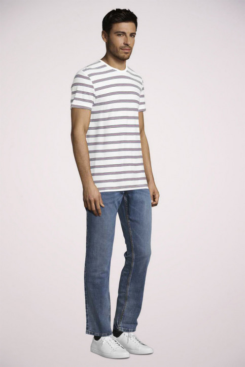 Tom Tailor T-shirts (korte mouwen) wit 1024575_10332 OFF WHITE img2