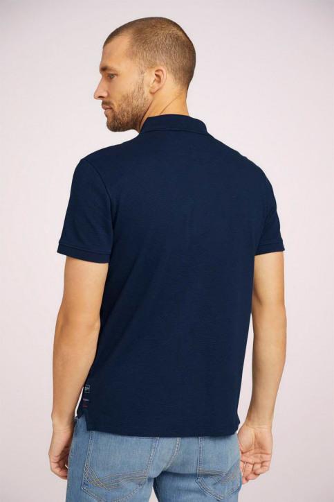 Tom Tailor Polo's blauw 1024577_10302 DARK BLUE img5
