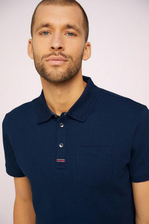 Tom Tailor Polo's blauw 1024577_10302 DARK BLUE img6