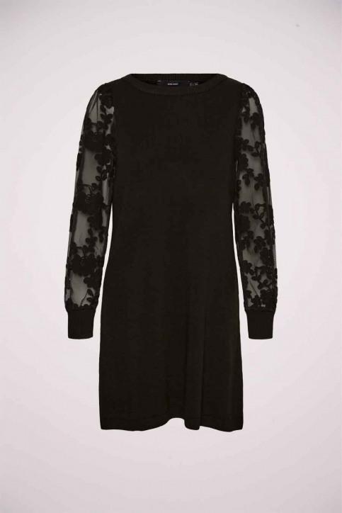 VERO MODA Robes longues noir 10246682_BLACK img5