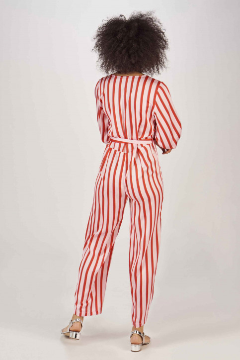 NA-KD Jumpsuits rouge 11000011567792_7792 RED PINK img2