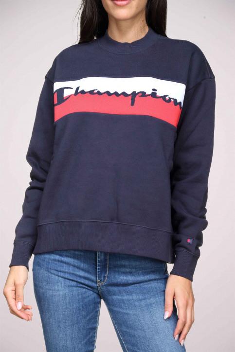 Champion Sweaters met ronde hals blauw 111926_BS505 NIGHT img1