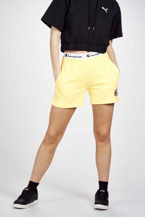 Champion Shorts geel 112648_YS004 LML img2