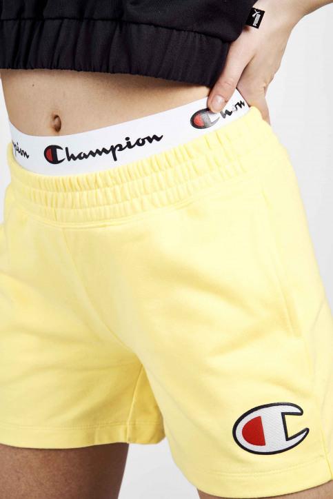 Champion Shorts geel 112648_YS004 LML img4
