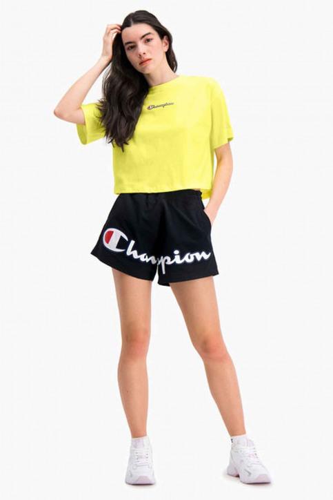 Champion T-shirts (manches courtes) jaune 112652_YS004 LML img2