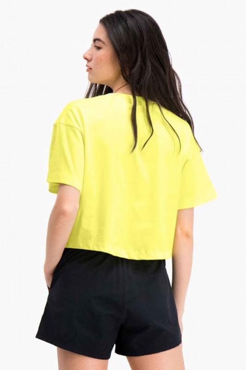 Champion T-shirts (manches courtes) jaune 112652_YS004 LML img3