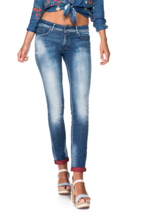 Salsa Jeans Jeans slim denim 115097 WONDER_8503MID BLUE img1