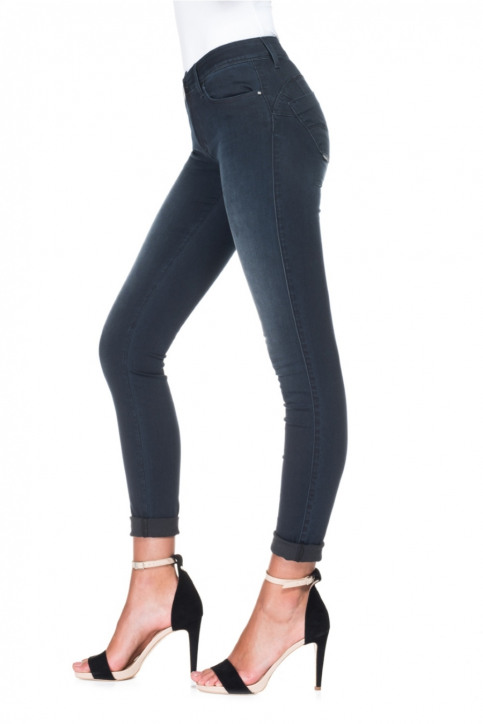 Salsa Jeans Jeans skinny denim 116519 WONDER_8505BLUE SOFT img3