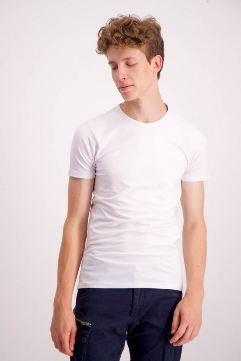 CORE BY JACK & JONES T-shirts (manches courtes) blanc 12058529_WHITE img1