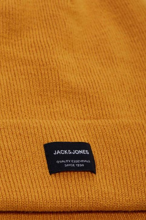 ACCESSORIES BY JACK & JONES Mutsen geel 12092815_SUNFLOWER img2