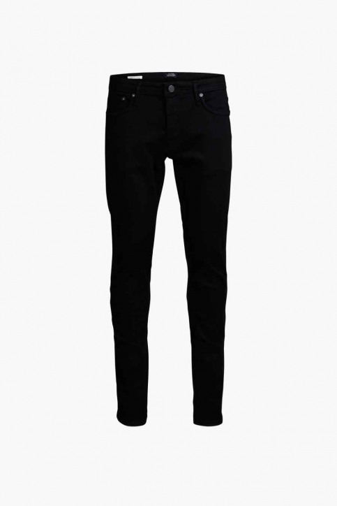 JACK & JONES JEANS INTELLIGENC Jeans slim 12113450_BLACK DENIM img5