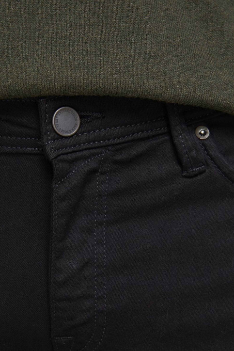 JACK & JONES JEANS INTELLIGENC Jeans slim 12113450_BLACK DENIM img6