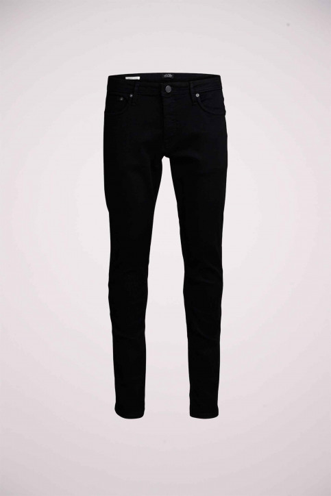 JACK & JONES JEANS INTELLIGENC Jeans slim 12113450_BLACK DENIM img10