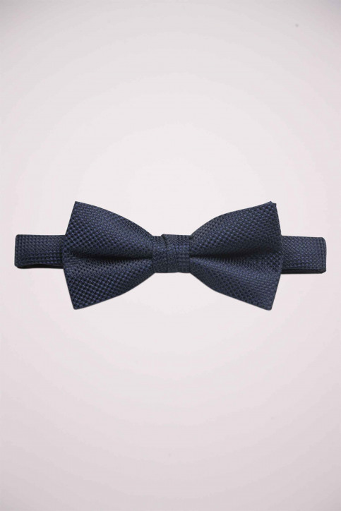 ACCESSORIES BY JACK & JONES Noeuds papillon 12125734_DARK NAVY SOLID img2