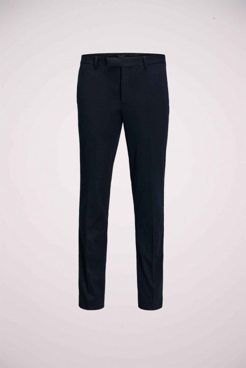 PREMIUM by JACK & JONES Pantalons de costume bleu 12126045_DARK NAVY img1