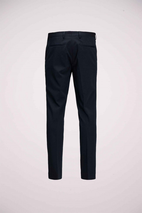 PREMIUM by JACK & JONES Pantalons de costume bleu 12126045_DARK NAVY img3