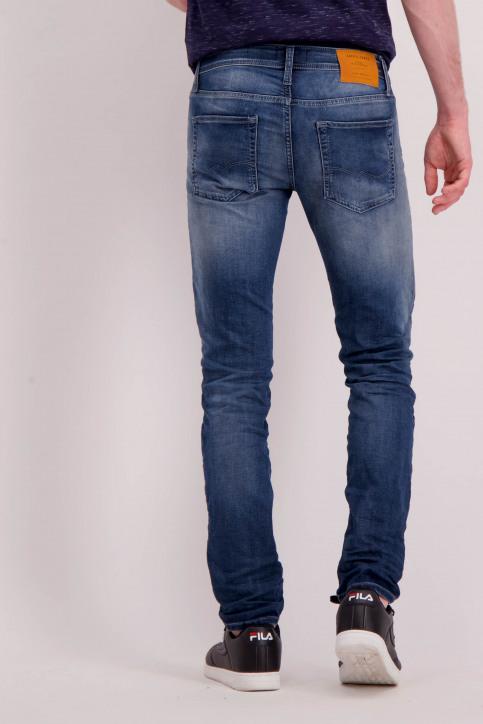 JACK & JONES JEANS INTELLIGENC Jeans slim denim 12126063_BLUE DENIM img3